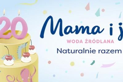 20 lat marki Mama i ja – konkurs z okazji Jubileuszu