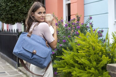 TESTOWANIE: stylowe i wielofunkcyjne torby oraz plecaki dla rodziców!