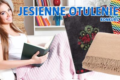 Konkurs: Jesienne otulenie z dekoria.pl!