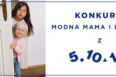 Modna mama i dziecko razem z 5.10.15. - stwórz stylizacje na jesień i wygraj nagrody! KONKURS