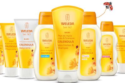 TESTOWANIE: aż 80 zestawów WELEDA - naturalnych i organicznych kosmetyków dla dzieci!