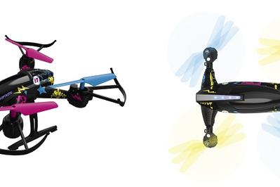 Drony: pomysł na wspólną zabawę w powietrzu i na ziemi. Ciekawi?