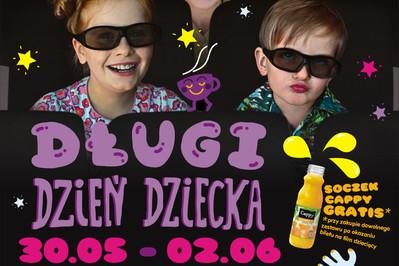 Wejściówki z Familie.pl - Dzień Dziecka w sieci kin Multikino! WYNIKI