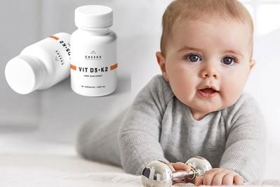 Witamina D dla niemowląt - od kiedy podawać?