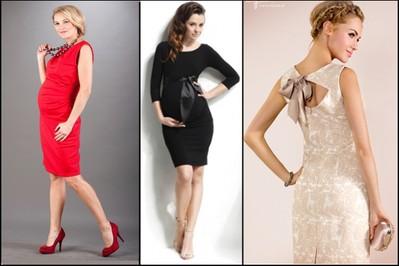 Sukienka na Sylwestra - eleganckie i wygodne sukienki ciążowe