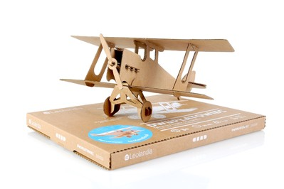 Tekturowe zabawki Leolandia – kreatywny prezent świąteczny dla dziecka
