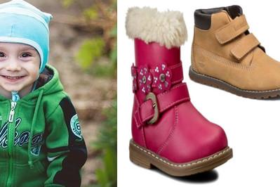 Buty dla dziecka na jesień i zimę – na co zwrócić uwagę