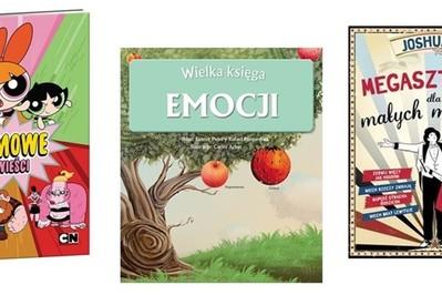 Nowości wydawnicze dla dziecka i rodzica – TOP 6 LISTOPADA