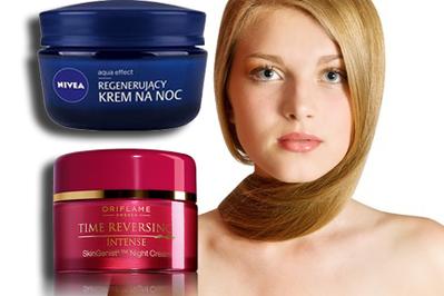 Krem na noc - fakty i mity na temat kosmetyku, który używa każda z nas
