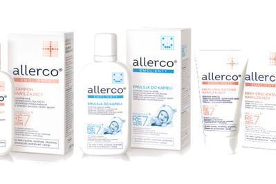 Zestaw do pielęgnacji dziecka - Allerco