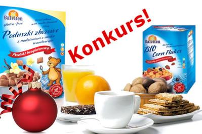 Świąteczny KONKURS: śniadanie bez glutenu z Balviten!