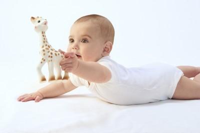 Żyrafa Sophie – najbardziej kultowa zabawka na świecie!