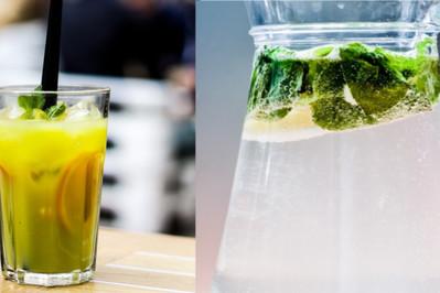 Przepis na lemoniadę –  takiej jeszcze nie piliście!