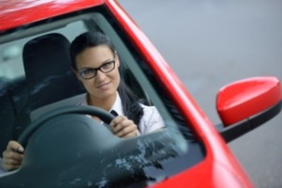 Samochód - dający radość przyjaciel kobiety