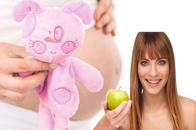 Dieta w ciąży – jadłospis dzienny