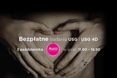 Kolejna edycja spotkań z mamami w ciąży i rodzicami już 3 października w Aura Centrum