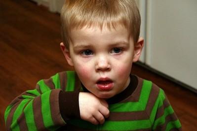 Dziecko nie chce jeść – dieta podczas choroby
