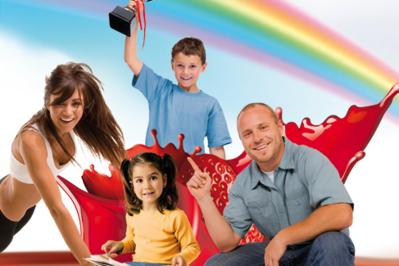 Aktywność ruchowa łączy całą rodzinę!