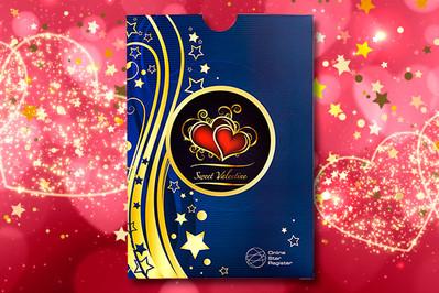 KONKURS: Wyjątkowy prezent na Walentynki? Podaruj... gwiazdkę z nieba!