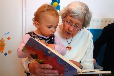 U babci jest słodko - Rola dziadków w życiu dziecka