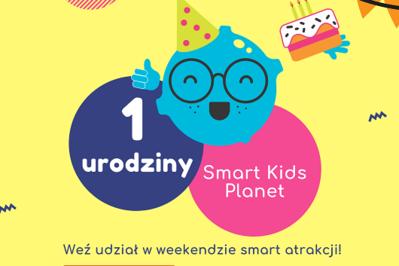 Pierwsze w Polsce Centrum Mądrej Zabawy świętuje pierwsze urodziny!