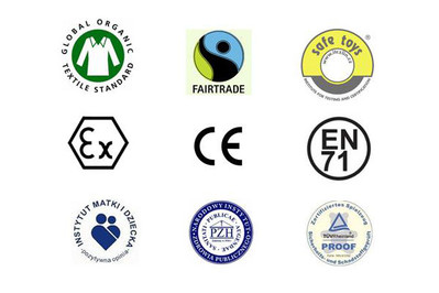 Atesty i certyfikaty - jakość dziecięcych produktów pod kontrolą