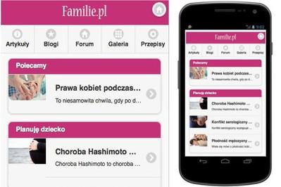 Zabierz familie na wakacje! Korzystaj z wersji mobilnej na swoim smartfonie!