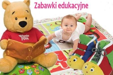 """Zabawki edukacyjne – TOP 7 """"MĄDRYCH ZABAWEK"""""""