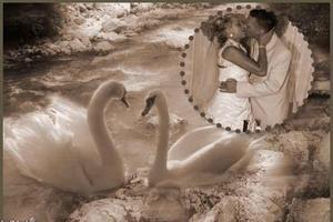 """01.08.2009-""""I ślubuję Ci miłość, wierność i uczciwość małżeńską oraz to, że Cię nie opuszczę aż do śmierci..."""