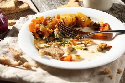 Jak wykorzystać resztki świątecznego jedzenia?