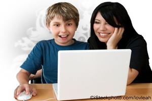 Zadbaj o bezpieczeństwo dziecka w Internecie