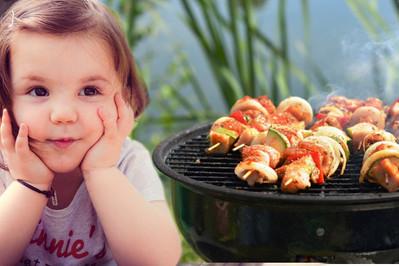 Dania na grilla dla dzieci: kuchnia która zachwyci maluchy PRZEPISY