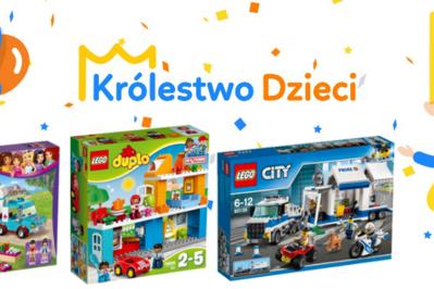 KONKURS: krolestwodzieci.pl zaprasza – wygraj klocki LEGO!
