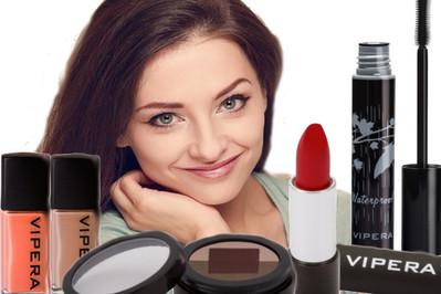 Kocham być kobietą! – Konkurs z kosmetykami VIPERA COSMETICS