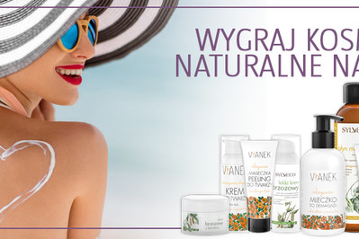 QUIZ: Sylveco, Vianek i Biolaven - sprawdź czy znasz naturalne kosmetyki na lato!