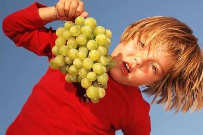 Które przekąski są dobre dla dzieci?