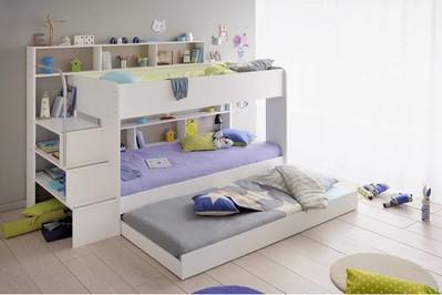 Piętrowe łóżko dziecięce - najmodniejszy mebel w atrakcyjnej cenie!