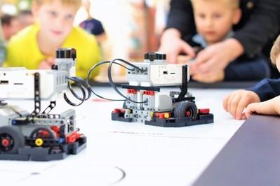 Warsztaty z programowania i robotyki z Planetą Robotów!