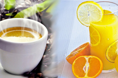 Potrzebujesz energii? Te napoje są lepsze od kawy!