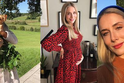 Natalia Klimas jest w ciąży! Aktorka pochwaliła się brzuszkiem