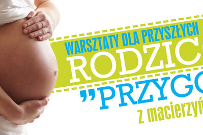Bezpłatne warsztaty dla kobiet w ciąży już 9-go września!