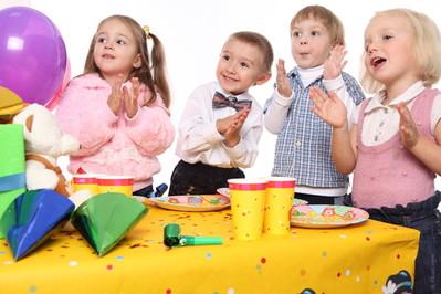 Przyjęcie urodzinowe dla dzieci przepisy - menu