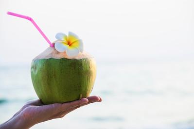 Woda kokosowa na odchudzanie, anemię i dla sportowców