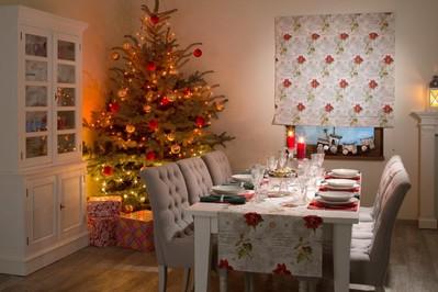 Odmień swój dom na święta, czyli 10 sposobów na szybką metamorfozę wnętrza