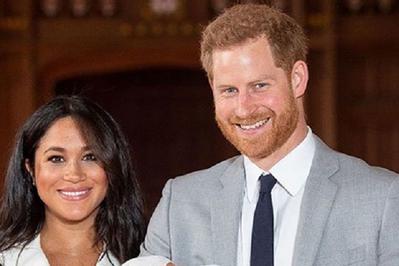 Meghan Markle i książę Harry pokazali ZDJĘCIE dziecka! Zobacz Royal Baby!