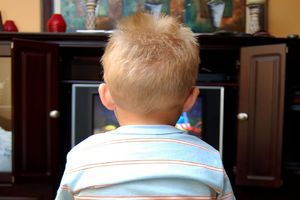 Dzieci a telewizja
