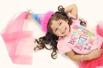 Choć raz w roku chcę być księżniczką, albo Supermanem! – urodziny dla malucha