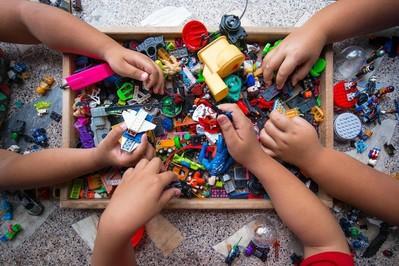 Klocki LEGO idealny prezent od mikołaja