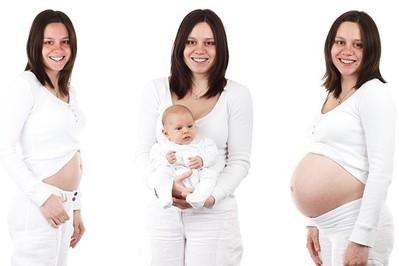 Przebieg ciąży trymestr po trymestrze