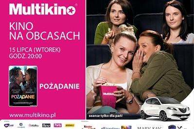 """Film """"Pożądanie"""" - Konkurs na wejściówki do Multikina!"""